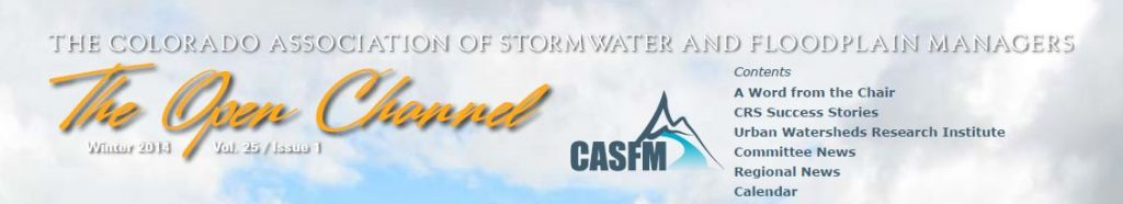 CASFM Newsletter